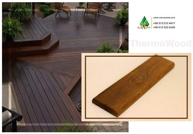 Thermowood SHP (Ash)