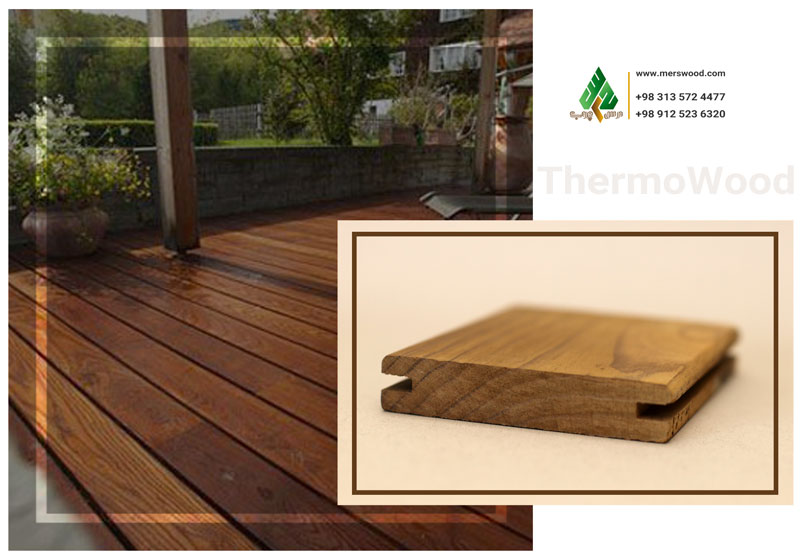 Thermowood UTS (Ash)