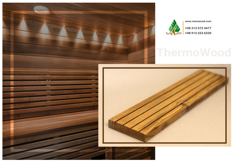 Thermowood Deck (Pine)