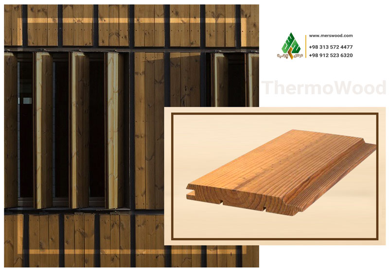 Thermowood UTS (Pine)