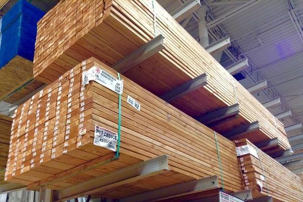 کشورهای پیشرو در صنعت صادرات چوب