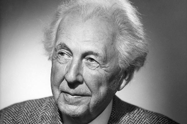 فرانک لوید رایت (پدر معماری مدرن )