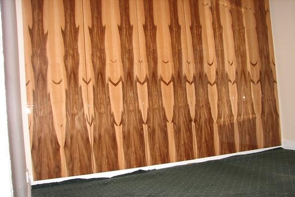 چوب در روکشسازی