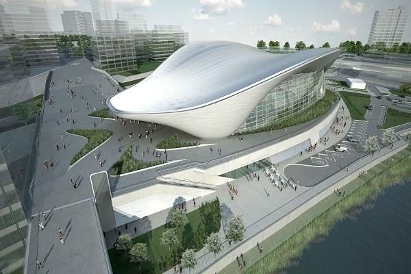 مرکز المپیک آبی لندن