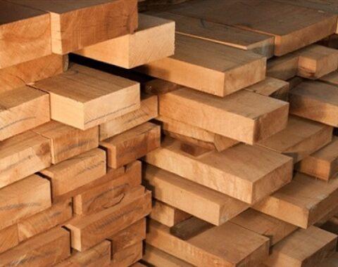 واردات چوب ایران