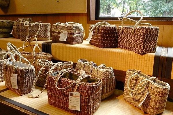 صنایع دستی چوبی چین