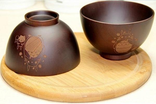 صنایع دستی چوبی ژاپن