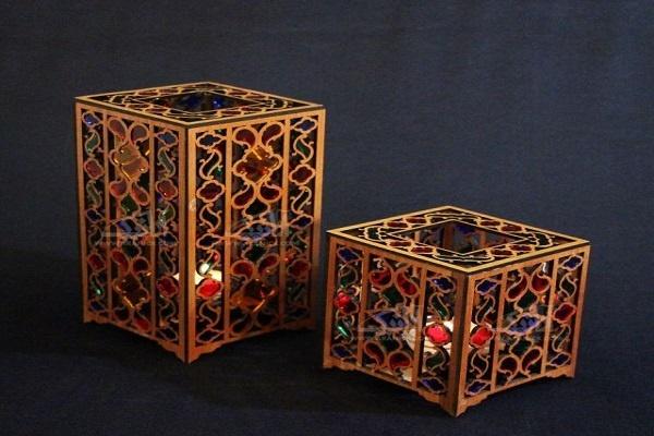صنایع دستی چوبی ایران
