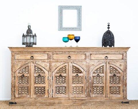 صنایع دستی چوبی هند