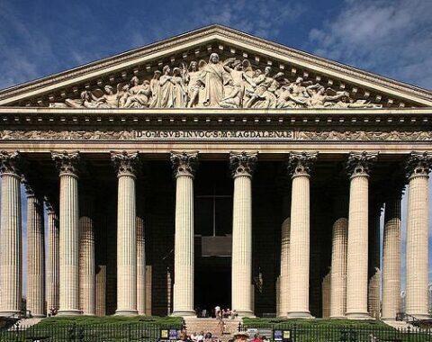 نمای رومی یا کلاسیک