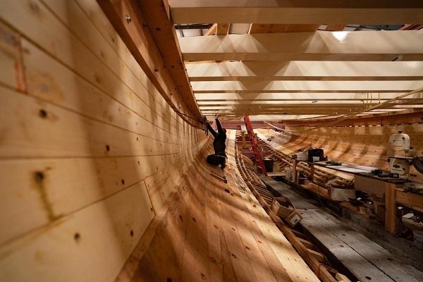 کاربرد چوب در صنعت قایق و کشتی سازی