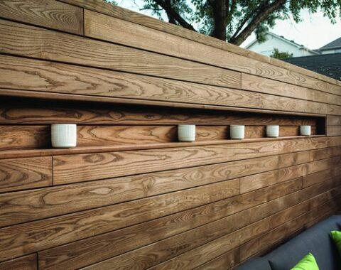 محصولات چوبی ترموری «Thermory»