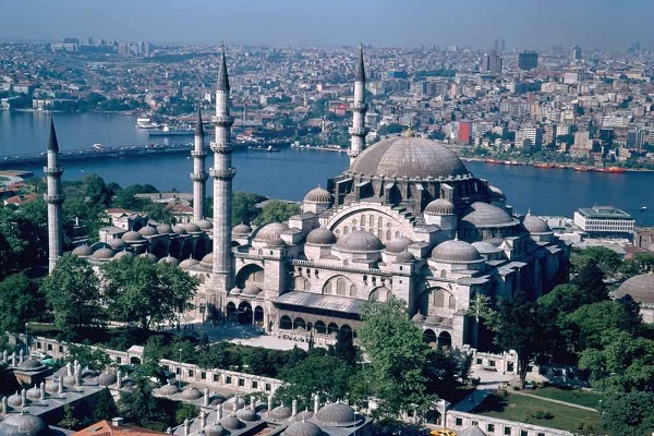 مسجد ایا سوفیه