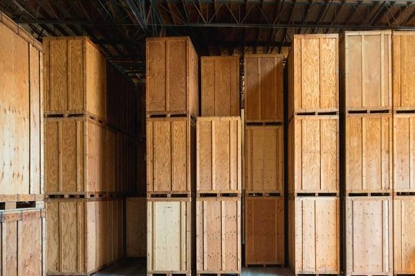 کاربرد چوب در صنعت پالتسازی